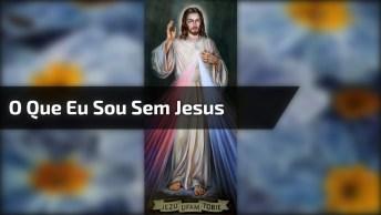 Video Com Lindas Imagens E Música Que Fala De Jesus, Compartilhe!