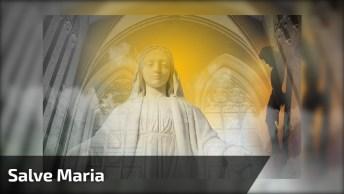 Vídeo Com Lindo Coral Cantando A Música Salve Maria, Vale A Pena Conferir!