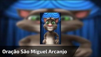 Vídeo Com Oração A São Miguel Arcanjo, Envie Para Todos Amigos E Amigas!