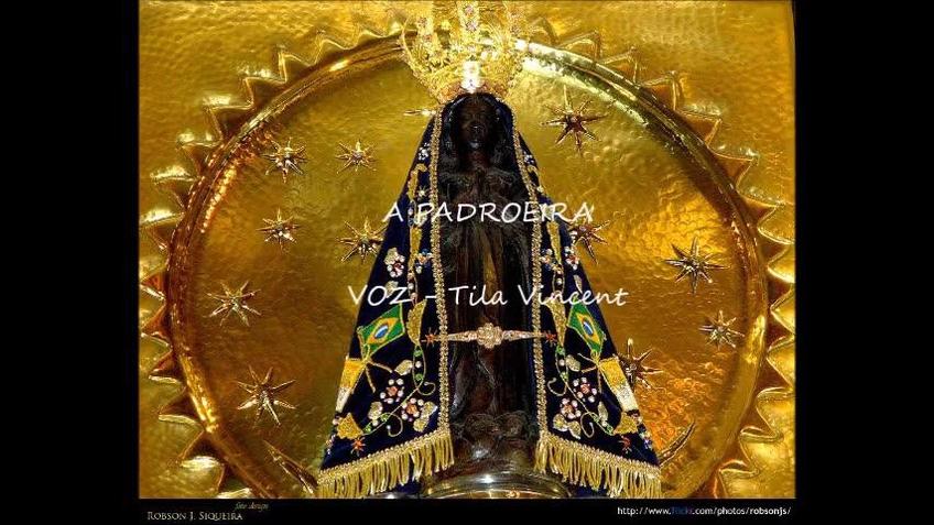 Querida Padroeira Do Brasil Abenç Frases Nossa Senhora: Mensagem De Nossa Senhora Aparecida, Dia 12 De Outubro