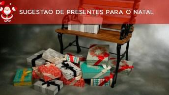 Sugestão De Presentes Para O Natal. Não Dê Presentes, Dê Amor E Carinho!