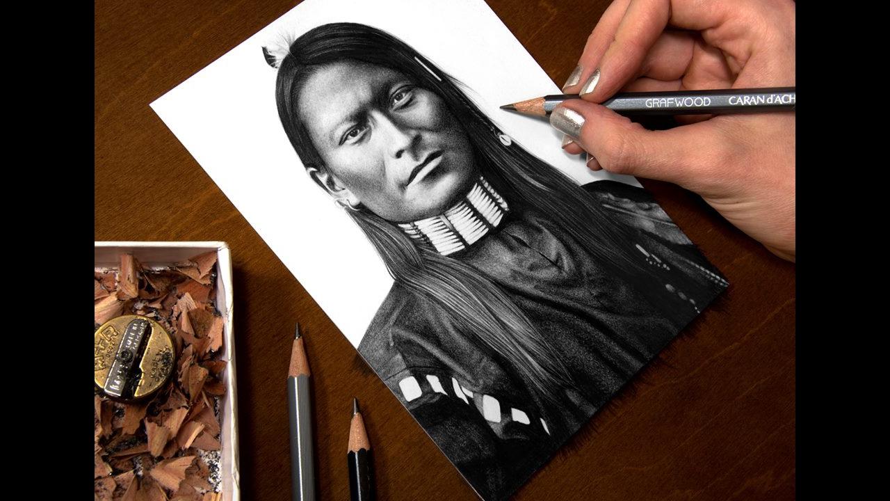 Arte de desenhar rostos humanos de forma perfeita