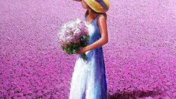 Arte De Pintar Quadros, Simplesmente Magnifico, Lindo Demais!