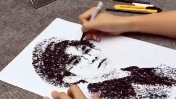 Compilação De Artes Moderna - Você Vai Se Surpreender Com Elas!