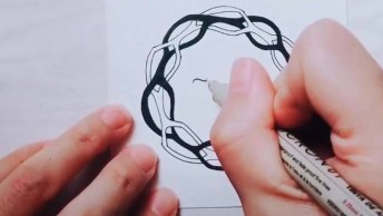 Desenhar É Uma Arte, Veja O Resultados De Alguns Desenhos Nesse Vídeo!