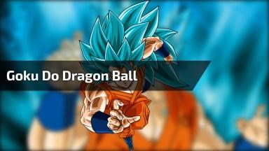 Desenho Mais Incrível Do Goku Do Dragon Ball, Veja Quanta Técnica!