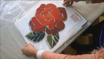 Desenho Tipo Mosaico, Uma Técnica Que É Uma Rate, Confira!