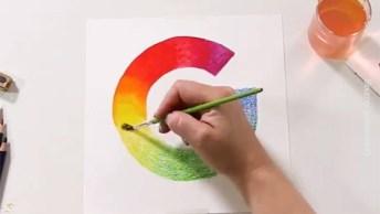Desenhos Feitos Na Hora Que São Verdadeiras Obras De Artes!