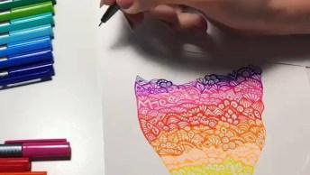 Desenhos Legais E Bonitos De Se Ver Fazendo, Vale A Pena Conferir!