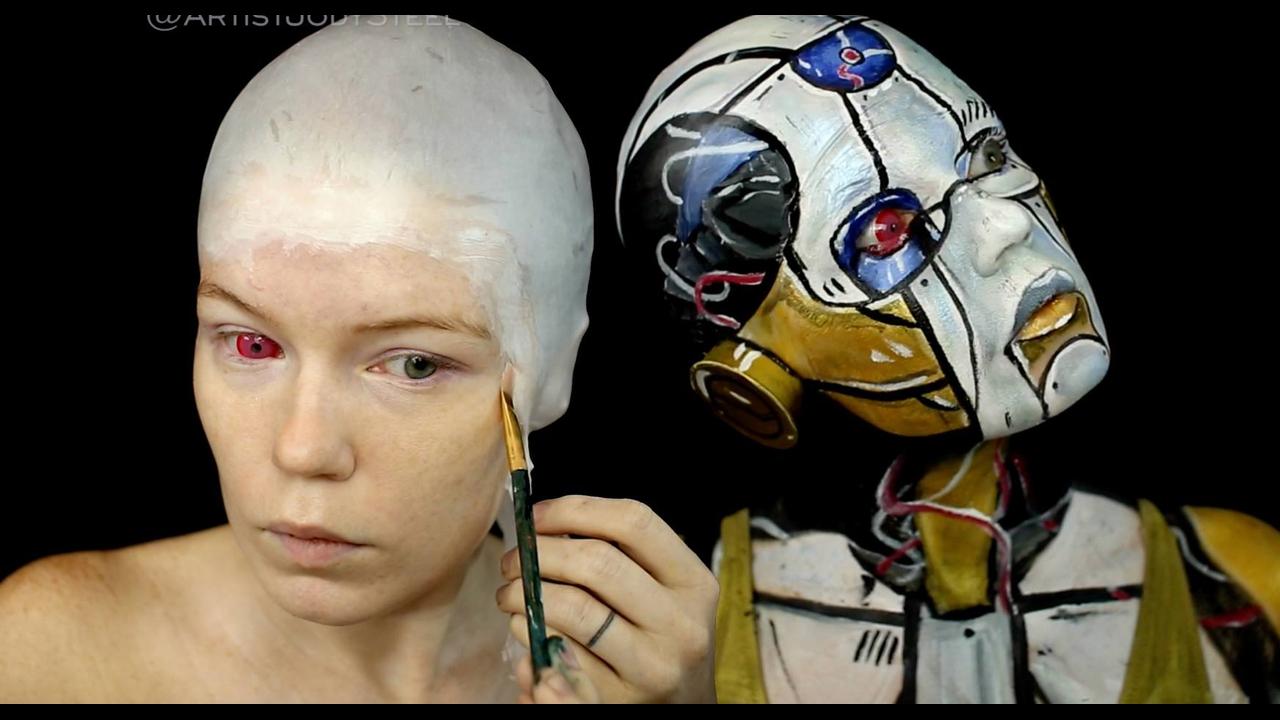 Maquiagem artística que vai te surpreender