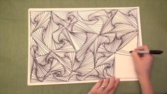 Vela A Geometria Por Outro Ângulo! Matemática Também É Arte!