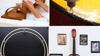 7 Ideias Maravilhosas Para Decorar A Sua Casa, Vale A Pena Conferir!