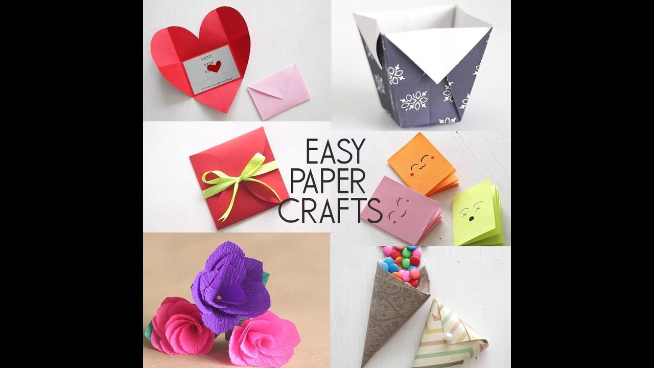 Aprenda a fazer cartões e envelopes para dar a pessoas especiais