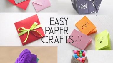 Aprenda A Fazer Cartões E Envelopes Para Dar A Pessoas Especiais, Super Fácil!