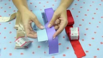 Aprenda Neste Vídeo Dicas Para Fazer Laços De Cabelos, Confira!