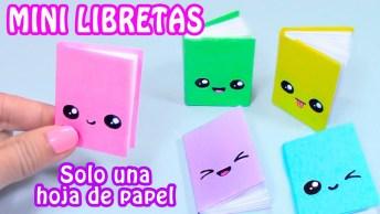 Artesanato De Lembrancinha De Mini Livros, Veja Que Mimo Que Ficam!