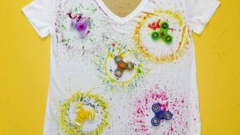 Artesanatos Para Fazer Com Camisetas, Transforme-As Em Outras Peças De Roupas!