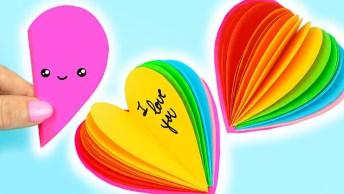 Balão Em Forma De Corações, Que Tal Escrever Várias Frases De Amor?