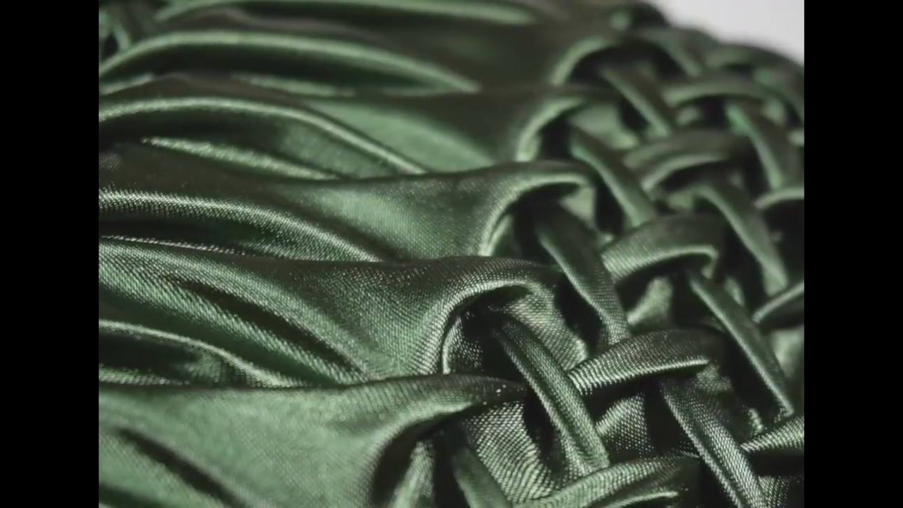 Capa de almofada feita a mão