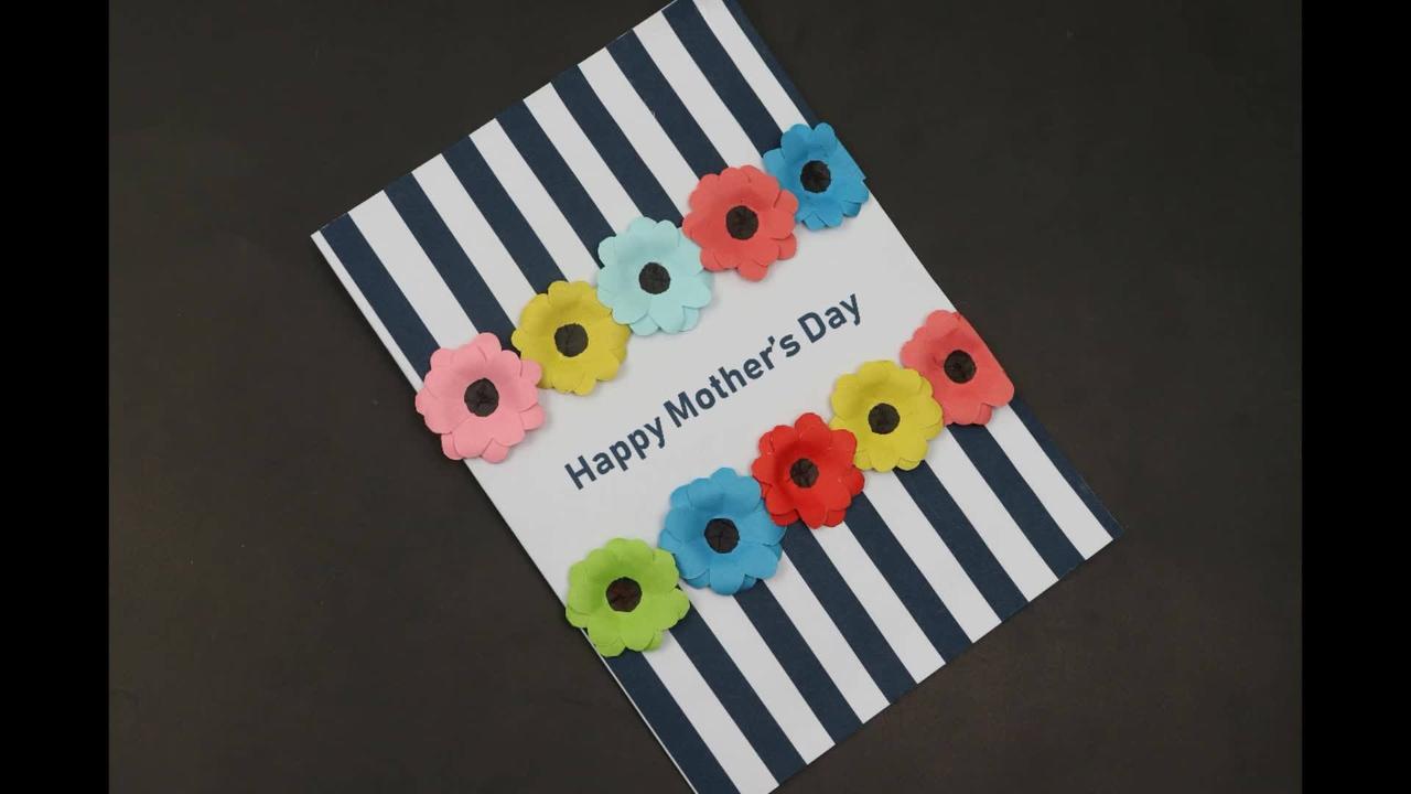 Cartão artesanal para o dia das mães, um lindo trabalho para você aprender!