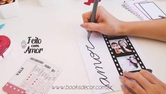 Cartão Para O Dia Dos Namorados, Uma Opção Para Este Dia Especial!