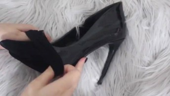 Customização De Sapato - O Resultado É Maravilhoso, Confira!