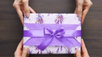Embalagens Para Presentes, Um Vídeo De Artesanato Muito Útil!