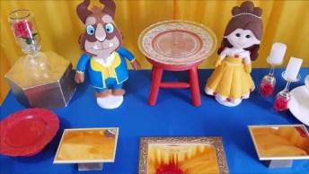 Festa Econômica Com Tema De Desenho Infantil, Vale A Pena Conferir!