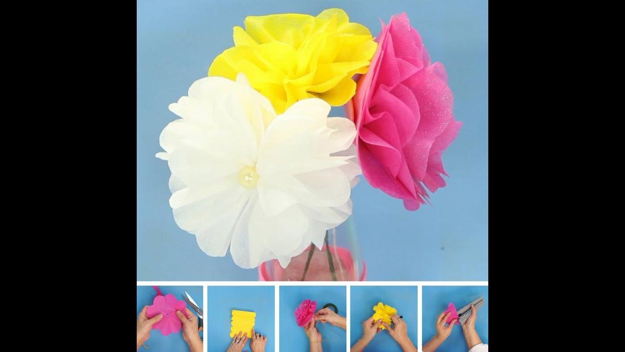 Flores coloridas para enfeitar sua casa