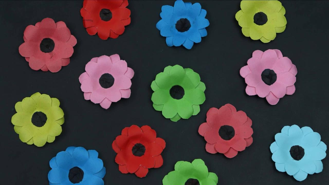 Florzinhas para decorar
