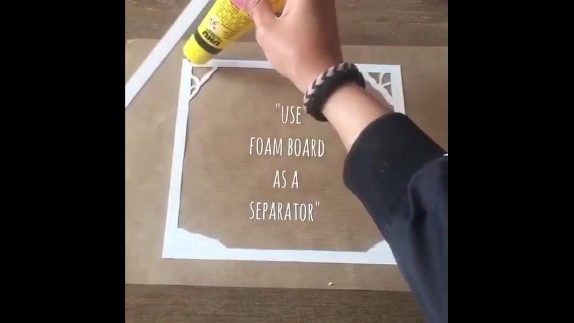Ideia para fazer um abajur de papel, uma dica incrível, confira!