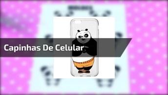 Ideias Para Customizar Capinhas De Celular, São Ideias Incríveis!