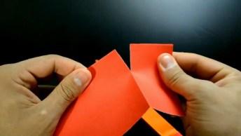 Katana Feita De Origami, Mais Um Tutorial Que Você Vai Amar!