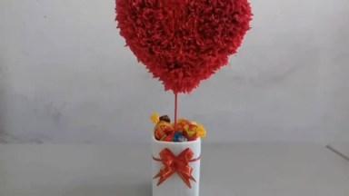 Lembrancinha Para O Dia Dos Namorados, Faça E Venda Para Suas Amigas!