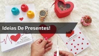 Lembrancinhas Para O Dia Dos Namorados, Uma Ideia Bem Fofa!