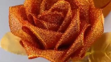 Lindos Trabalhos Artesanais Com Flores Para Você Aprender Agora Mesmo!