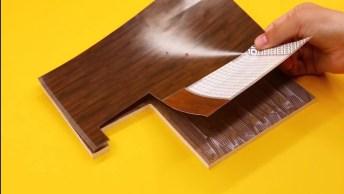 Miniatura De Casa - Cada Detalhe Chama A Atenção Pela Perfeição!