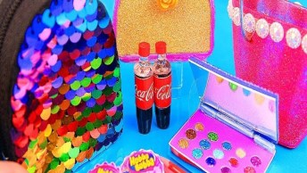 Miniaturas Para Brincar De Boneca, Que Artesanato Incrível!
