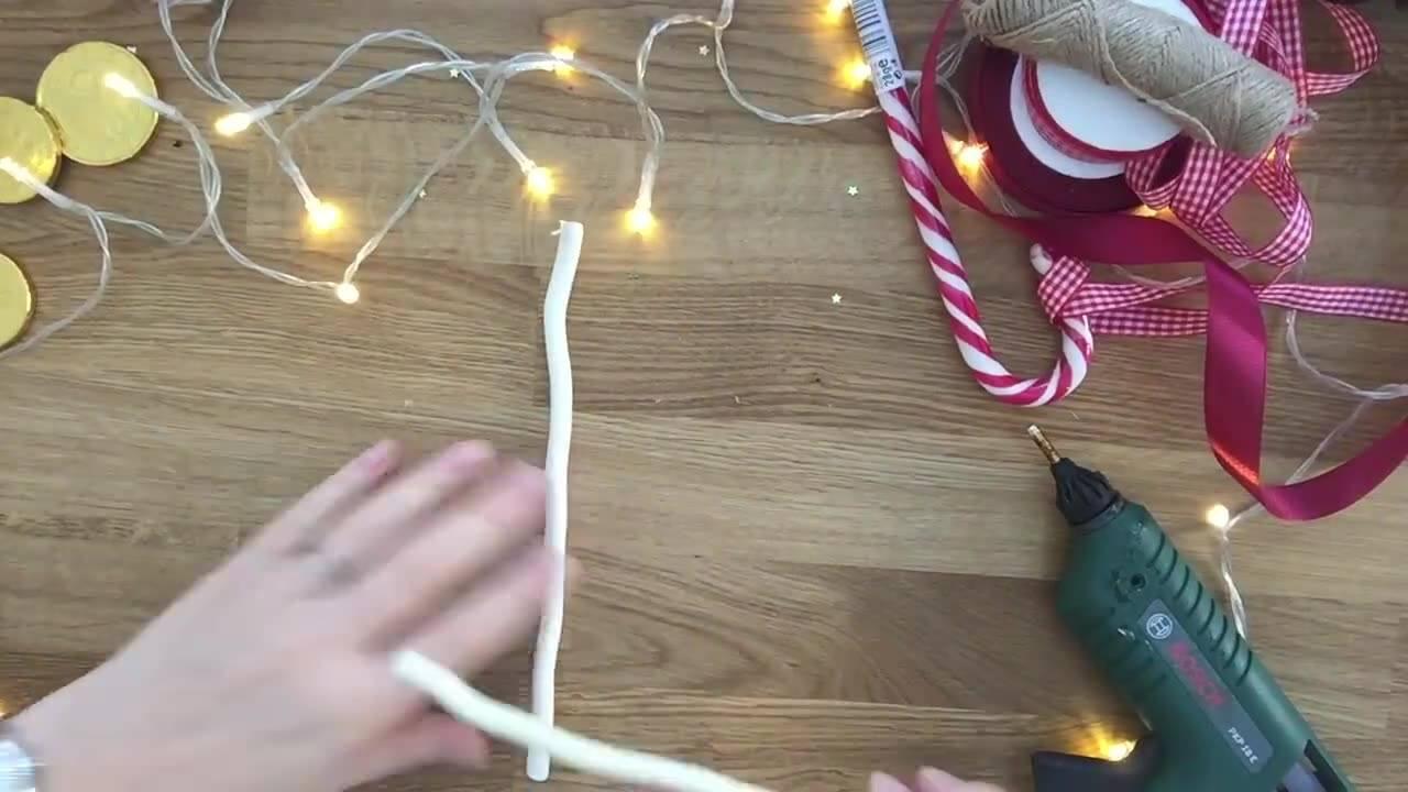 O Natal chegou! Que tal fazer você mesma os enfeites natalinos