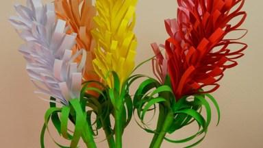 Origami De Flores, Vale A Pena Aprender Cada Um Deles!