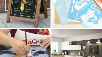 Quadro Para Cozinha - Aprenda Como Se Faz Um E Mãos A Obra!