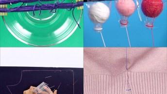 Vídeo Com Dicas De Costuras São Muito Boas, Vale A Pena Conferir Cada Uma!
