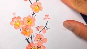 Vídeo Mostrando Lindas Obras De Artes, Vale A Pena Conferir Cada Uma Delas!