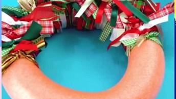 Vídeo Que Inspirações De Decoração De Natal, É Um Mais Lindo Que O Outro!