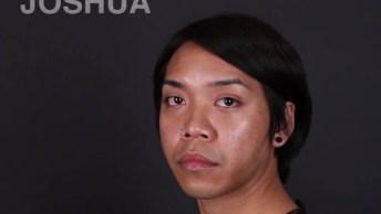 1 Homem Se Transforma Em 5 Mulheres Com Maquiagem E Peruca!