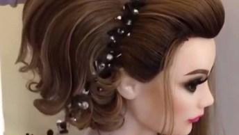 15 Penteados Mais Interessantes Da Internet, Veja Até O Final!