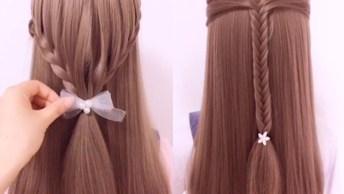 25 Melhores Penteados Para Você Aprender A Fazer Agora Mesmo!