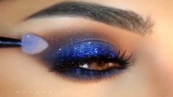 3 Inspirações De Sombra Para Os Olhos Lindas, Vale A Pena Compartilhar!