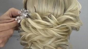 5 Penteados Perfeitos Para Loiras, Um Mais Lindo Que O Outro!