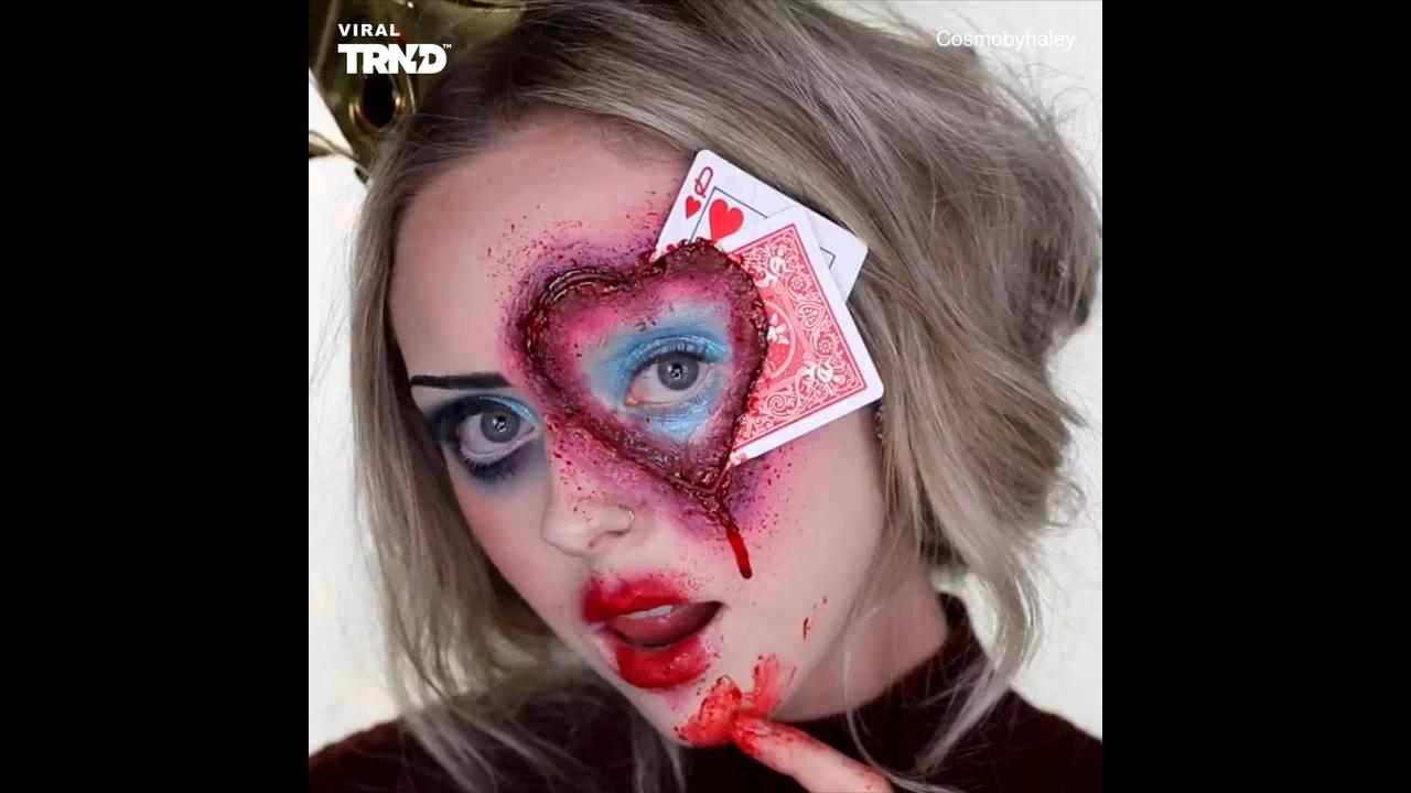 A melhor maquiagem para Halloween de 2018